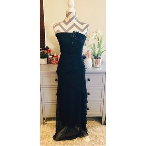 Floor Length Formal Dress
